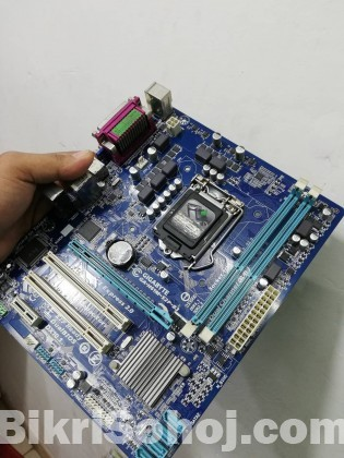 Gigabyte H61 Motherboard & i3 2nd Gen Processor