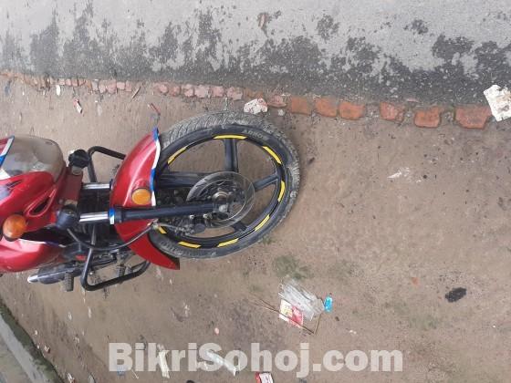 Runner Freedom Royal 100cc bike