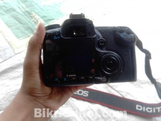 Canon 50d only body