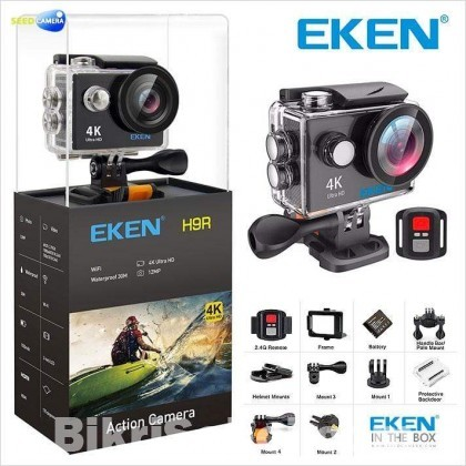 FV-H9R EKEN Action Camera 4K WiFi Waterproof Sports Camera