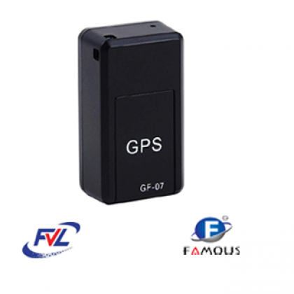 FV-GF-07 GPS TRACKER Magnetic Mini Real-time Tracking