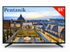 Pentanik 55 inch Smart Android LED TV