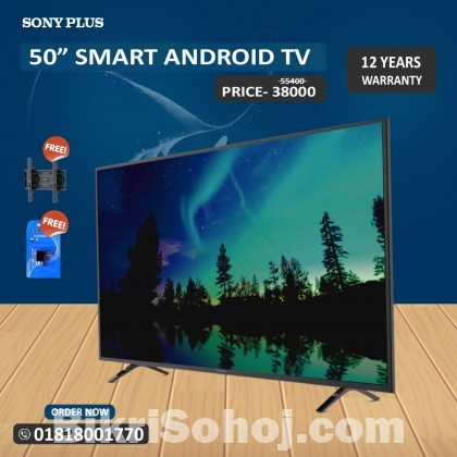 Sony Plus 50 inch android smart TV