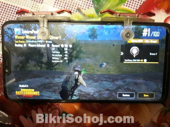 Trigger For PuBG AnD Free-Fire More Pubg Types Games