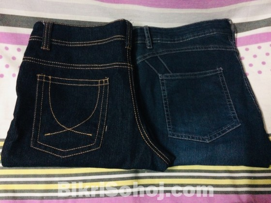 New Stretch Jeans pant UK Product