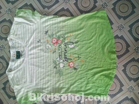 Ladies T-shirt for sell