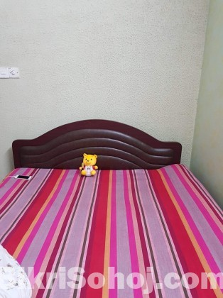 Double Khat ( double bed )