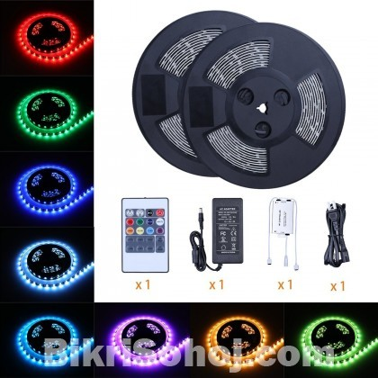 RGB Decorative LED Strip Light 16 Colors