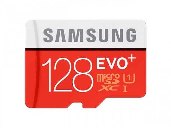 Samsung 128 GB Evo Plus Ultra 3.0 Memory Card