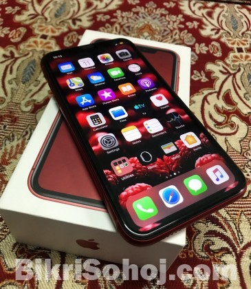 Iphone XR GEVEY Unlocked Red 64GB