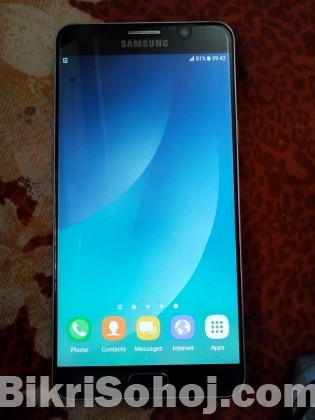 Samsung Galaxy Note 5 (4/32) Single sim
