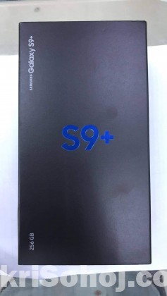 Samsung galaxy S9 plus 6/256GB