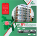 1250 sft Flats Sale at After Bosila Bridge Mohammadpur.