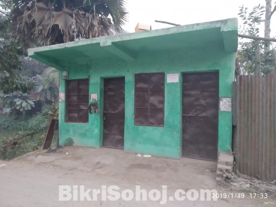 House with land for sale