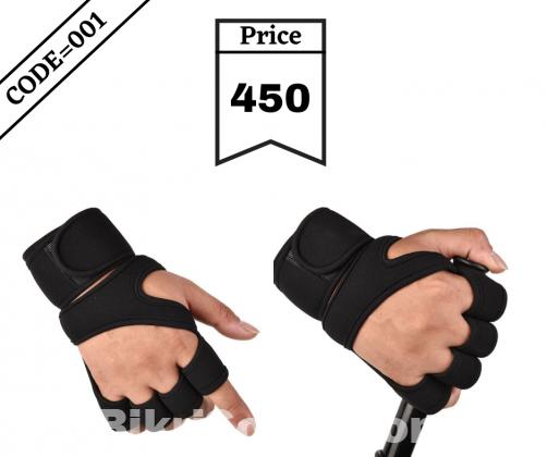 Hand Gloves Gym/Sport's
