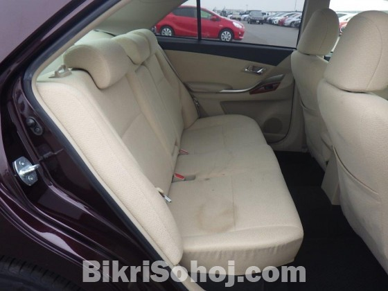 TOYOTA ALLION G PLUS RED WINE OLD SHAP 2016