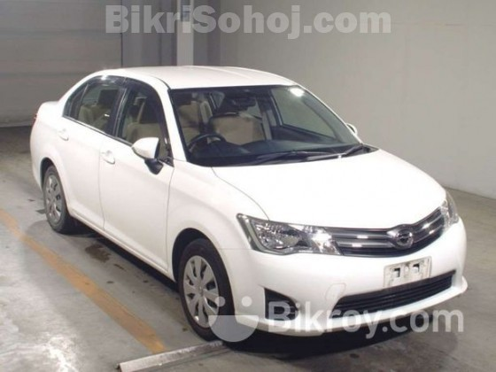 Toyota Corolla AXIO,WHITE- 2014