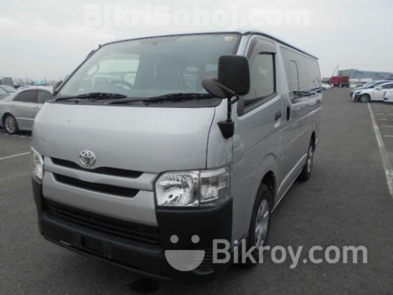 Toyota Hiace DX GL 2014
