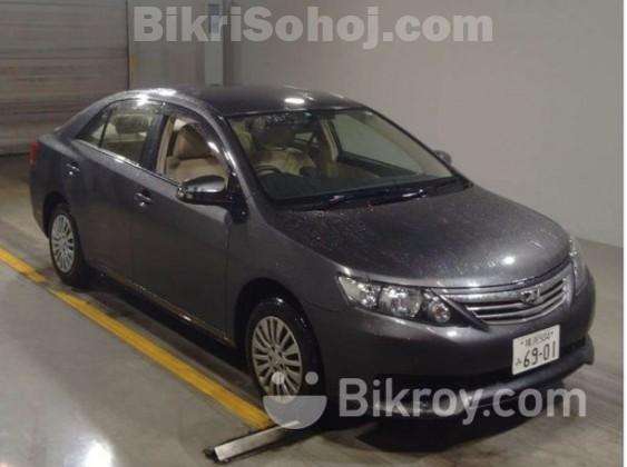 Toyota Allion G Gray 2015