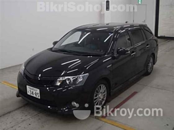 Toyota Fielder WXB Hybrid Black 2014