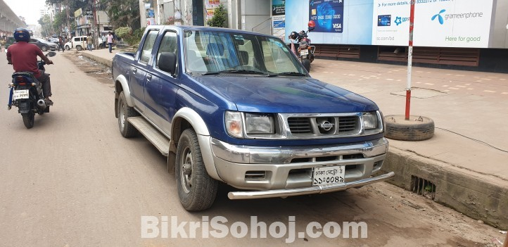 Nissan carry boy pickup