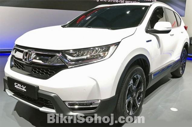 Honda Crv 2021 7Seat Pre-order