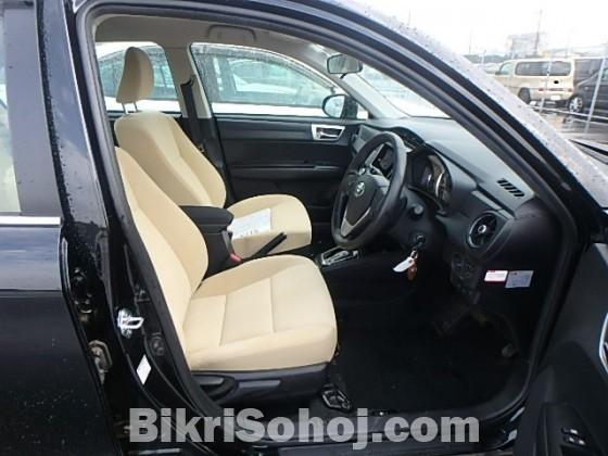 White Toyota Axio (X) for sale