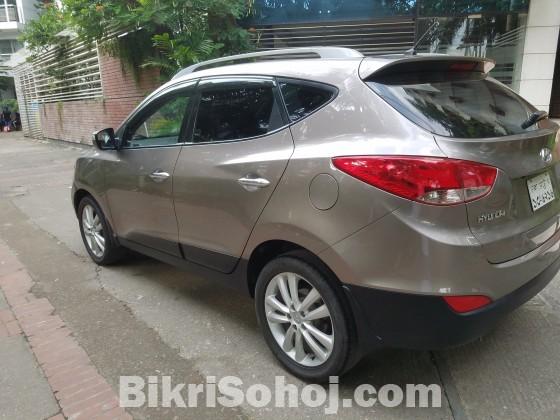 Hyundai Tucson Sunroof 2012