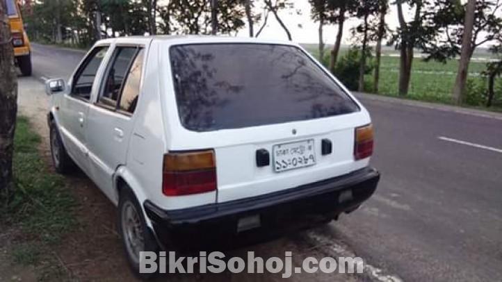 Nissan mach