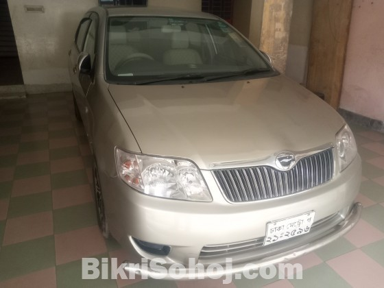 Toyota G corolla 2005