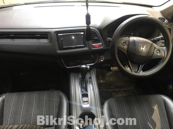 Honda Vezel S-Edition 2014