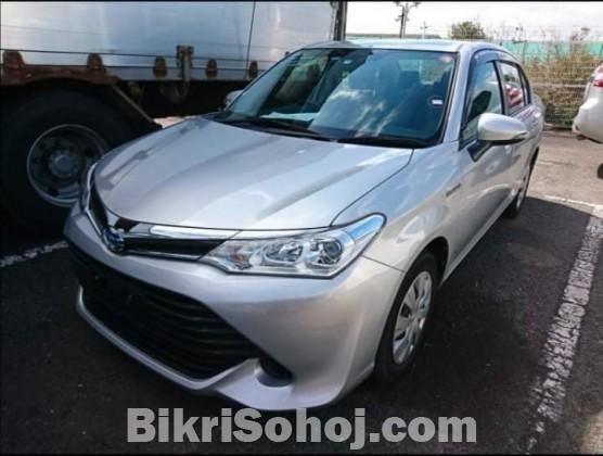Toyota Axio X Hybrid 2015 (New Shape)