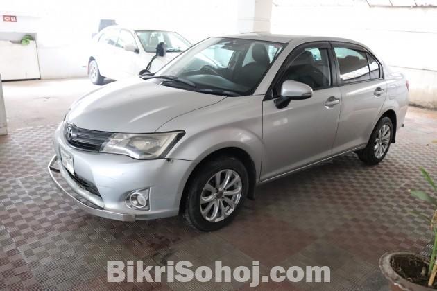 Toyota Axio 2013 model New Shape