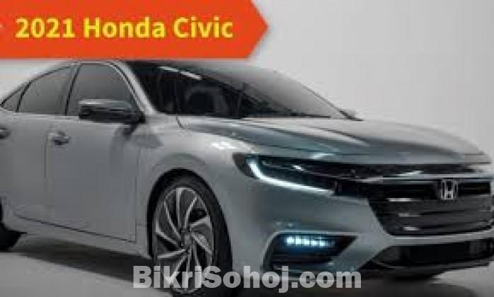 Honda Civic Turbo 2021 Preorder
