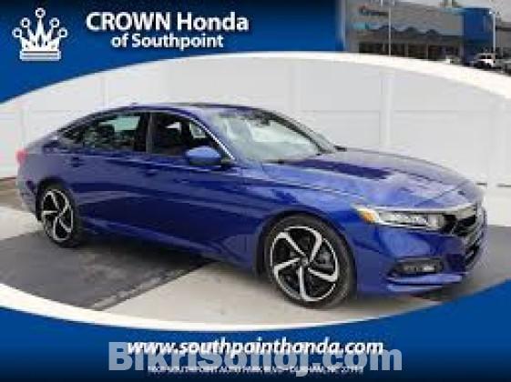 Honda Accord 2021 Preorder