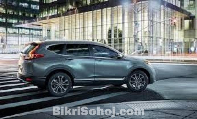 Honda Crv 2021 5Seat Pre-order